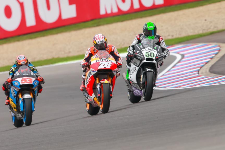 Dani Pedrosa, Repsol Honda Team, HJC Helmets Grand Prix České republiky
