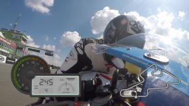 Experience a lap of the Automotodrom Brno, filmed exclusively with GoPro cameras.