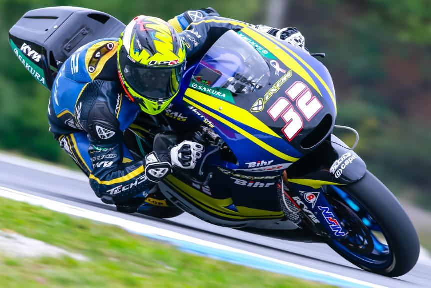 Isaac Viñales, Tech 3 Racing, HJC Helmets Grand Prix České republiky