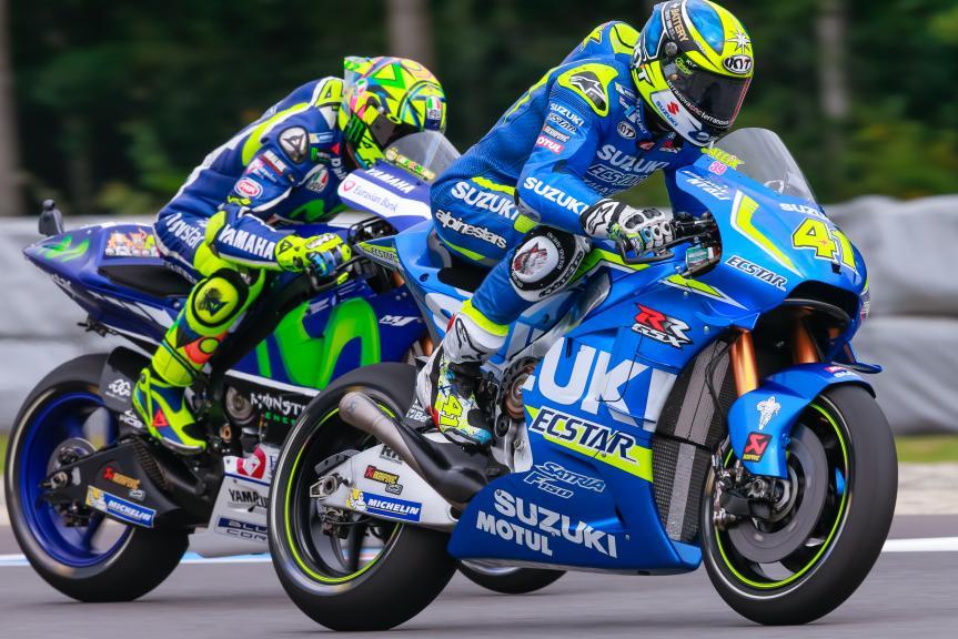 Aleix Espargaro, Valentino Rossi, HJC Helmets Grand Prix České republiky