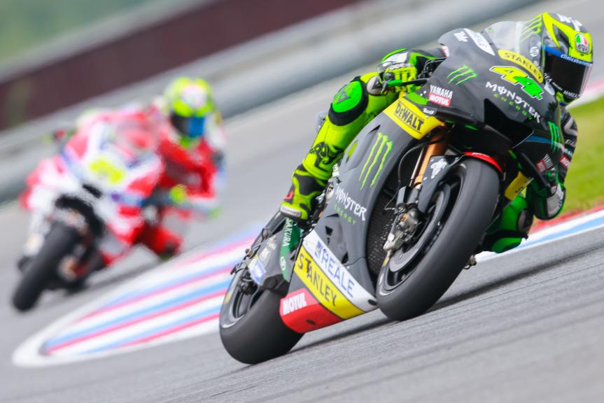 Pol Espargaro, Monster Yamaha Tech 3, HJC Helmets Grand Prix České republiky