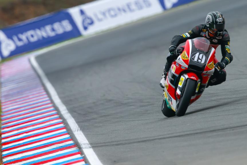 Axel Pons, AGR Team, HJC Helmets Grand Prix České republiky