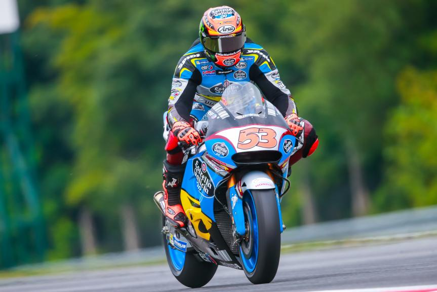 Tito Rabat, Estrella Galicia 0,0 Marc VDS, HJC Helmets Grand Prix České republiky