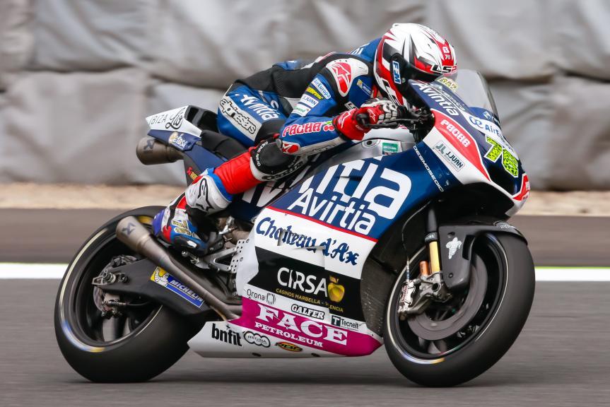 Loris Baz, Avintia Racing, HJC Helmets Grand Prix České republiky