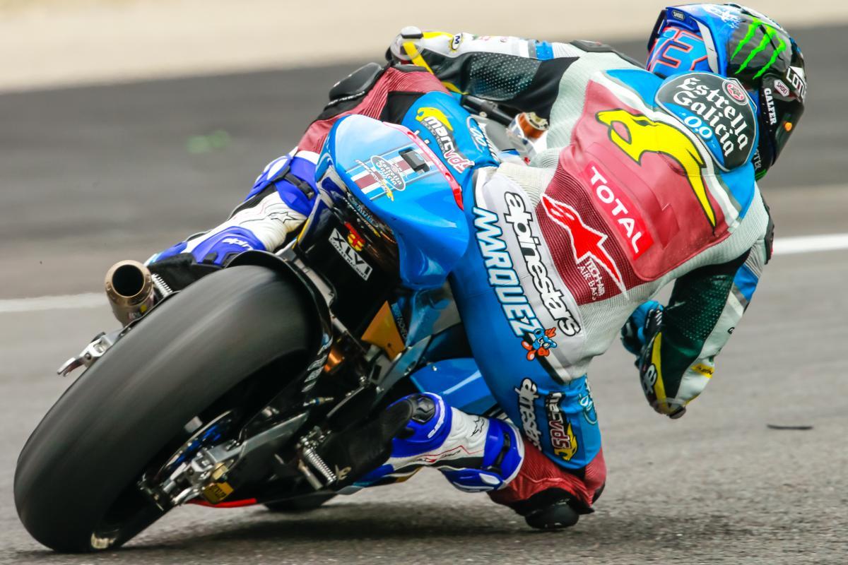 Marquez in control in Brno | MotoGP™