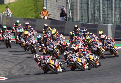 Garcia grabs gold in Brno qualifying