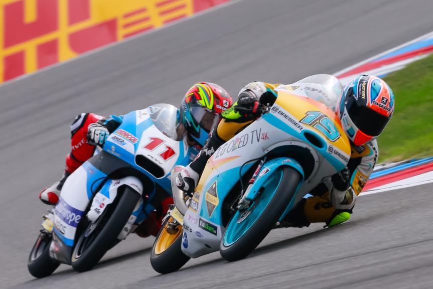 Livio Loi, Gabriel Rodrigo, HJC Helmets Grand Prix České republiky
