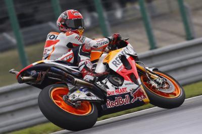 Márquez: «No esperaba conseguir esta pole»