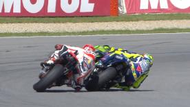 The second Qualifying session of the MotoGP™ World Championship at the #CzechGP.