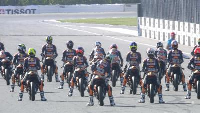 Red Bull MotoGP Rookies Cup: Race 1 #CzechGP