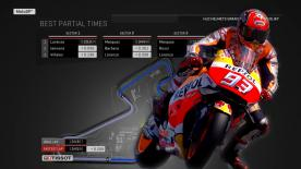 Find out what the ideal MotoGP™ lap from Q2 would have been around the Automotodrom Brno.