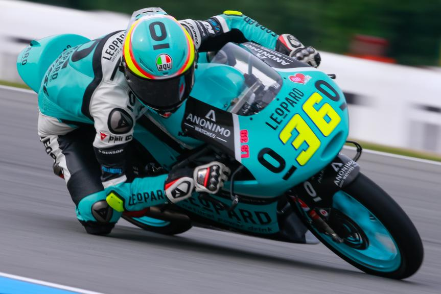 Joan Mir, Leopard Racing, HJC Helmets Grand Prix České republiky