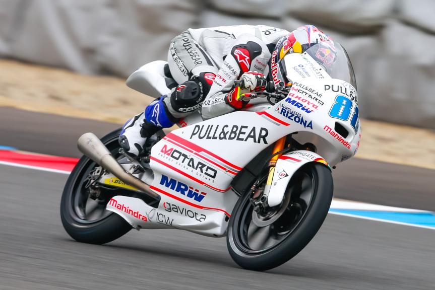 Jorge Martin, ASPAR Mahindra Team Moto3, HJC Helmets Grand Prix České republiky