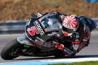 Moto2™ Weltmeister holt die Pole