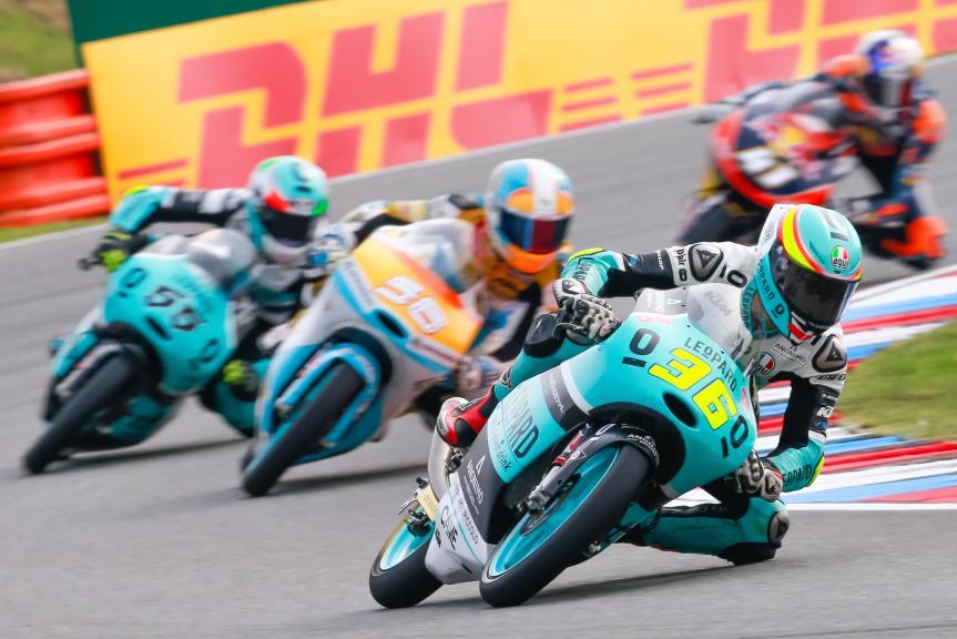Moto3, HJC Helmets Grand Prix České republiky