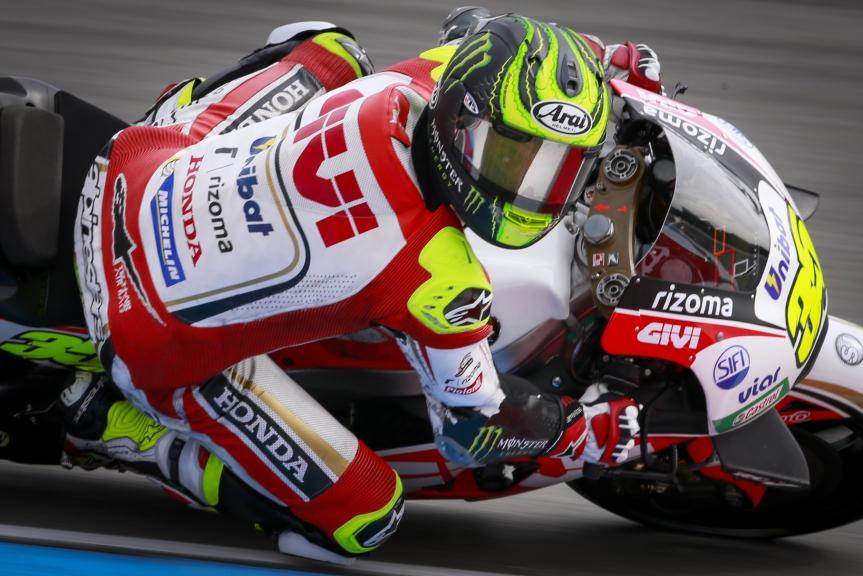 Cal Crutchlow, LCR Honda, HJC Helmets Grand Prix České republiky