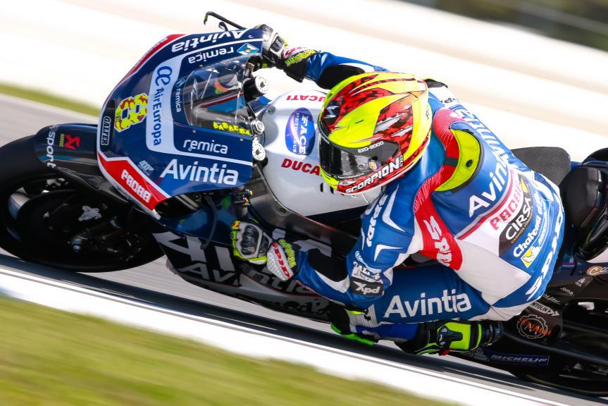 Hector Barbera, Avintia Racing, HJC Helmets Grand Prix České republiky