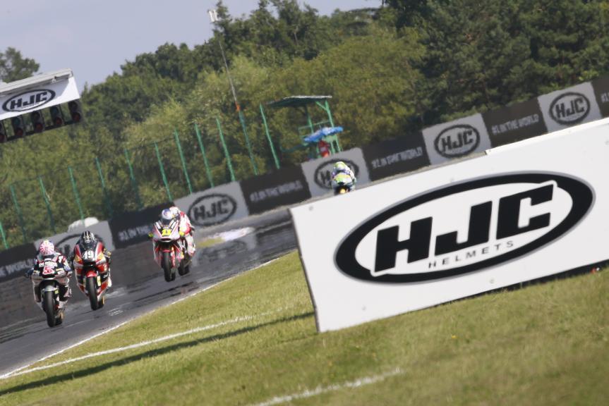 Moto2, HJC Helmets Grand Prix České republiky