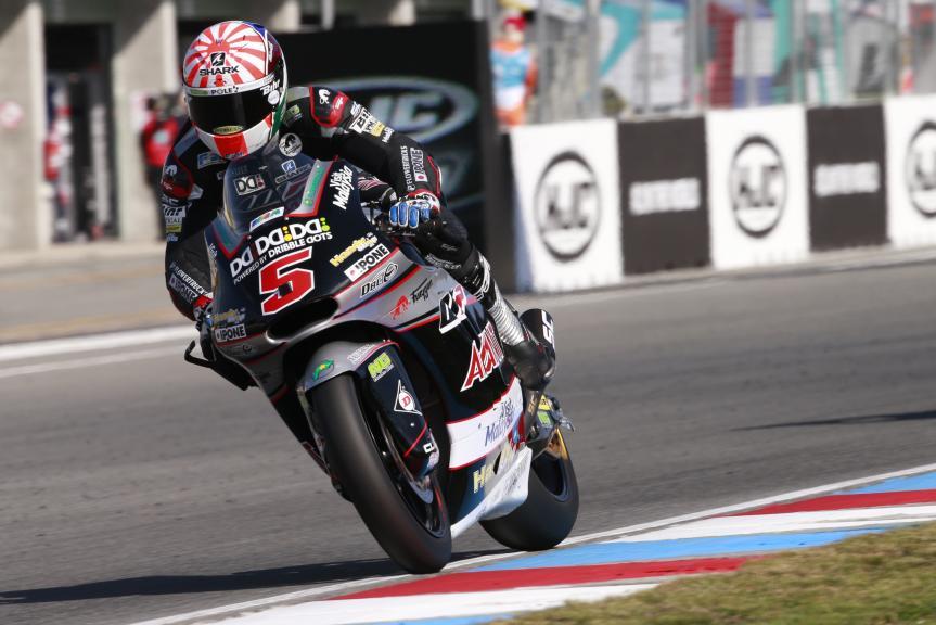 Johann Zarco, Ajo Motorsport, HJC Helmets Grand Prix České republiky