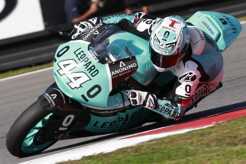 Miguel Oliveira, Leopard Racing, HJC Helmets Grand Prix České republiky