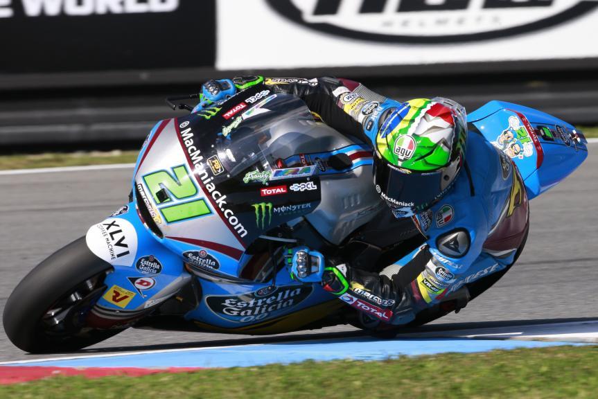 Franco Morbidelli, Estrella Galicia 0,0 Marc VDS, HJC Helmets Grand Prix České republiky