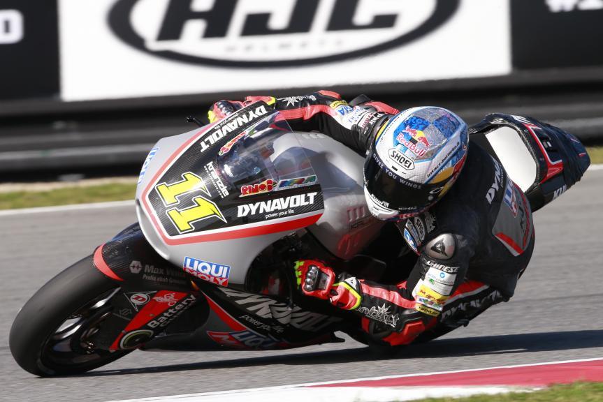 Sandro Cortese, Dynavolt Intact GP, HJC Helmets Grand Prix České republiky