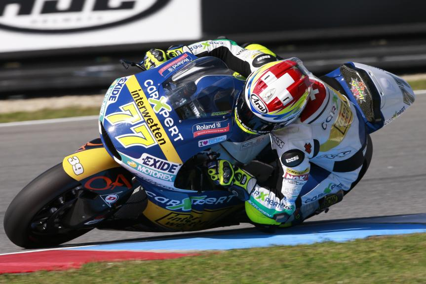 Dominique Aegerter, CarXpert Interwetten, HJC Helmets Grand Prix České republiky