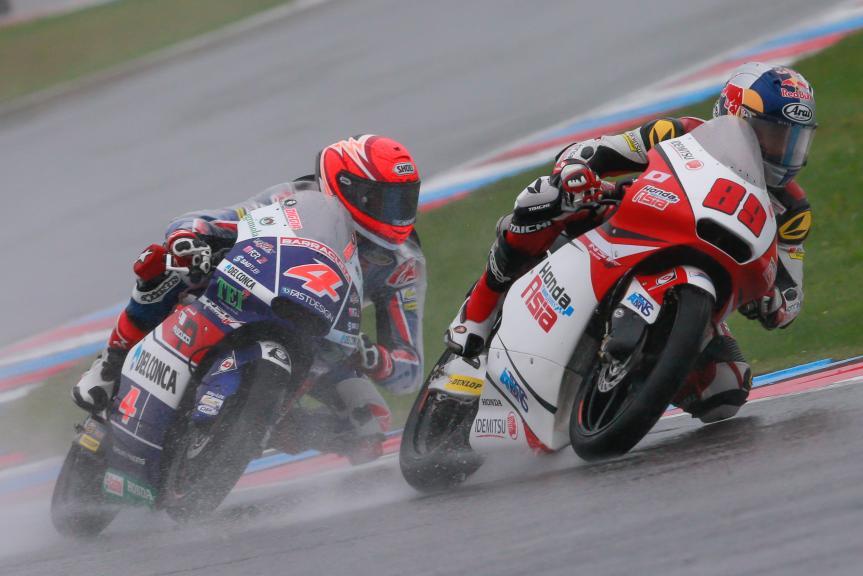 Fabio Di Giannantonio, Khairul Idham Pawi, HJC Helmets Grand Prix České republiky