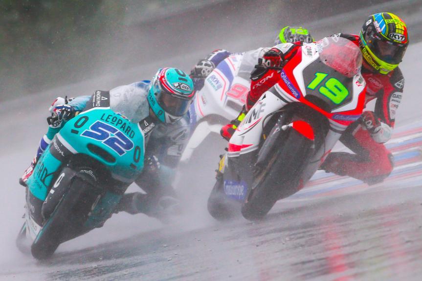 Xavier Simeon, Danny Kent, HJC Helmets Grand Prix České republiky