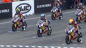 The full race 2 session from the Red Bull MotoGP Rookies Cup at the #CzechGP.