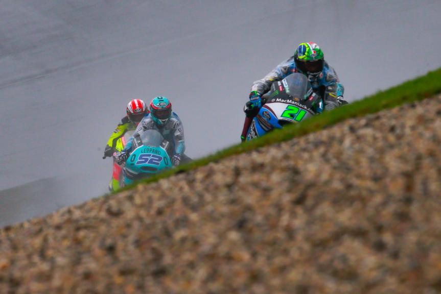 Franco Morbidelli, Danny Kent, HJC Helmets Grand Prix České republiky