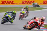 Dani Pedrosa, Valentino Rossi, Cal Crutchlow, HJC Helmets Grand Prix České republiky