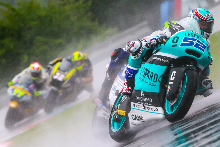 Danny Kent, Leopard Racing, HJC Helmets Grand Prix České republiky