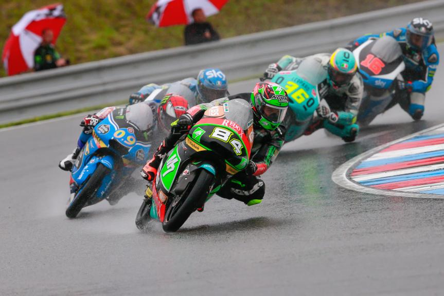 Jakub Kornfeil, Drive M7 SIC Racing Team, HJC Helmets Grand Prix České republiky