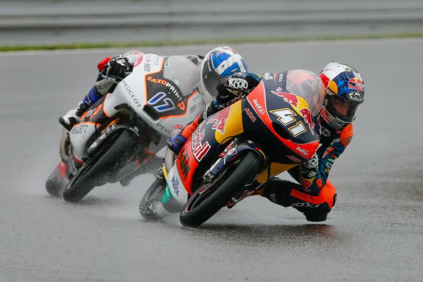 John Mcphee, Peugeot MC Saxoprint, HJC Helmets Grand Prix České republiky
