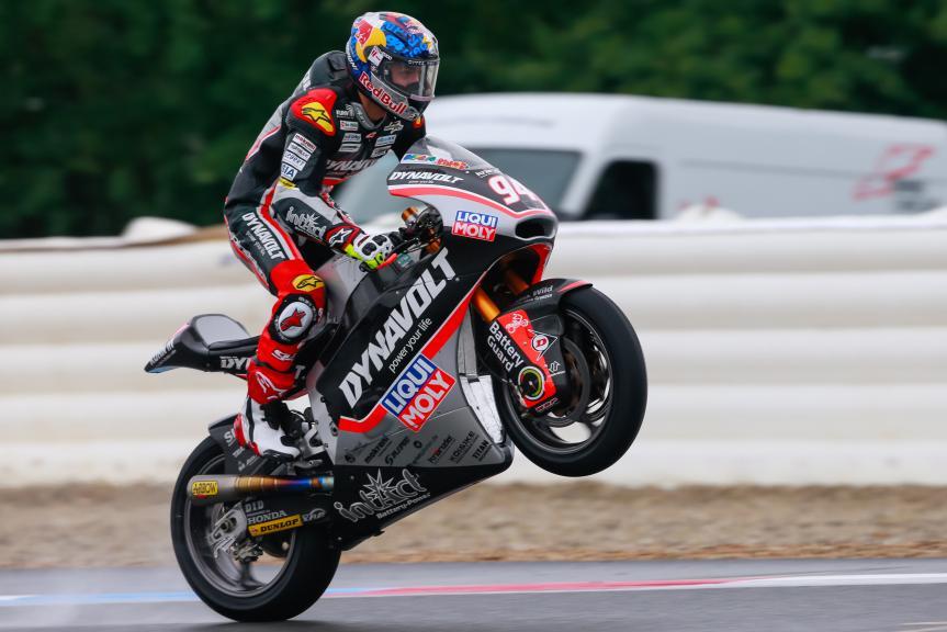 Jonas Folger, Dynavolt Intact GP, HJC Helmets Grand Prix České republiky