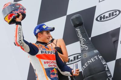 """Marquez: """"Nicht die beste Strategie"""""""