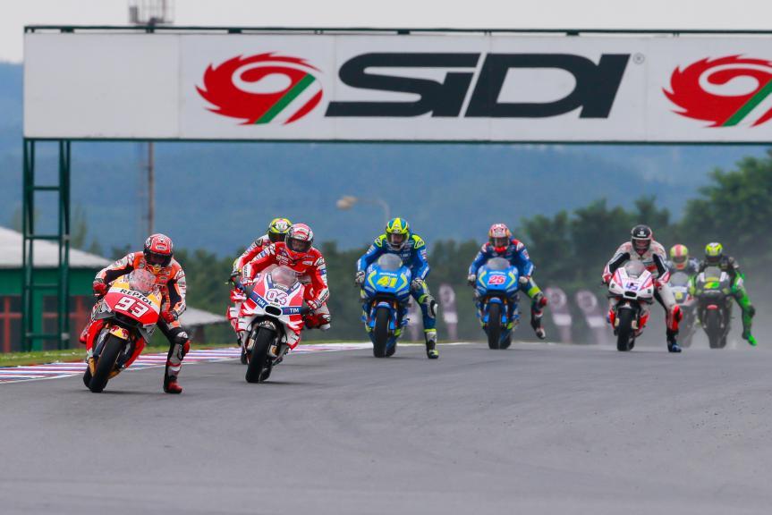 MotoGP, HJC Helmets Grand Prix České republiky