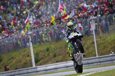 """Rossi: """"Ich war nicht so mutig wie Cal"""""""