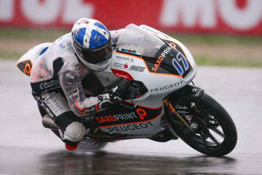 John Mcphee, HJC Helmets Grand Prix České republiky