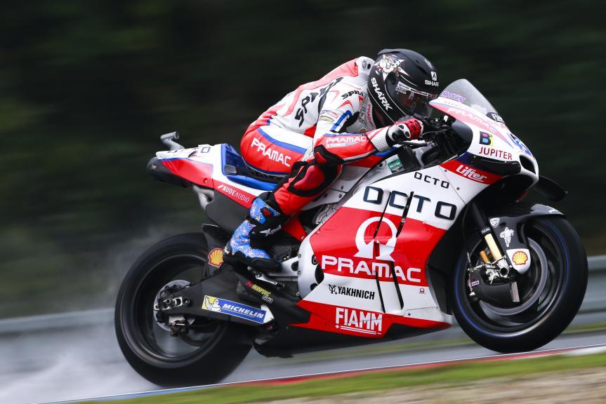Scott Redding, OCTO Pramac Yakhnich, HJC Helmets Grand Prix České republiky