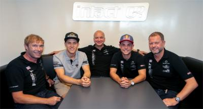Schrötter to partner Cortese in Moto2™ for 2017