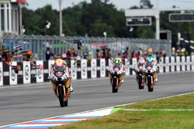 Garcia takes second win from pole in Brno Race 2