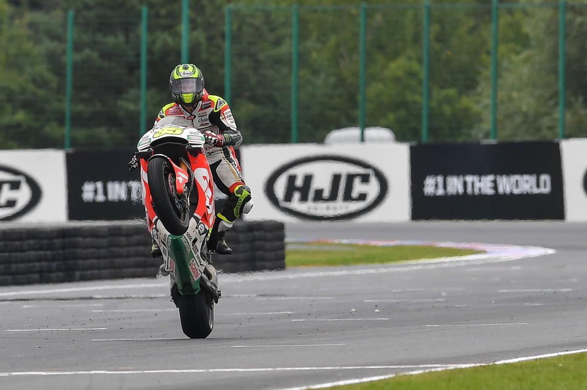 "Crutchlow: ""The best day of my racing career"" | MotoGP™"