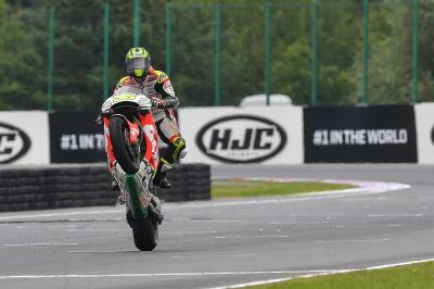 "Crutchlow: ""The best day of my racing career"""