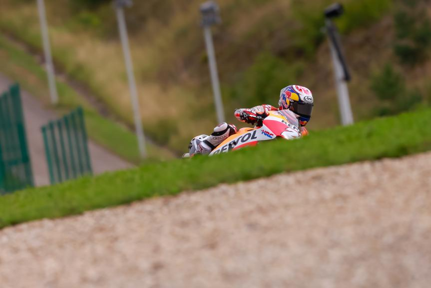 Dani Pedrosa, Repsol Honda Team, České republiky MotoGP Official Test
