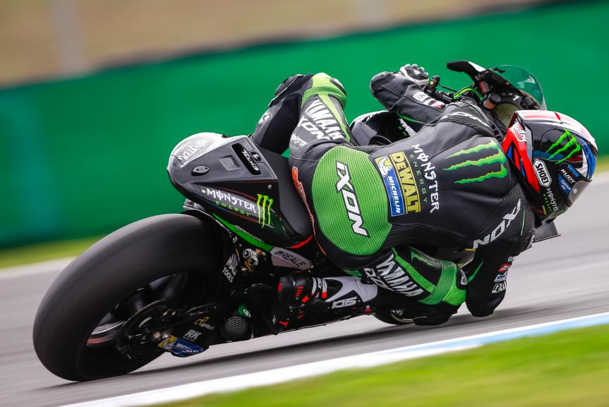 Bradley Smith, Monster Yamaha Tech 3, České republiky MotoGP Official Test