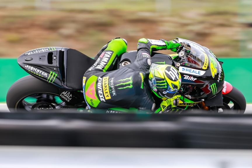 Pol Espargaro, Monster Yamaha Tech 3, České republiky MotoGP Official Test