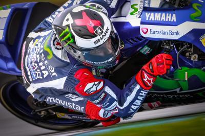 MotoGP™ completa un test de un día en Brno