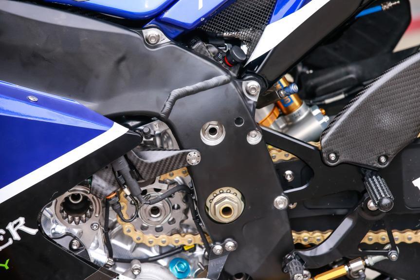 České republiky MotoGP Official Test